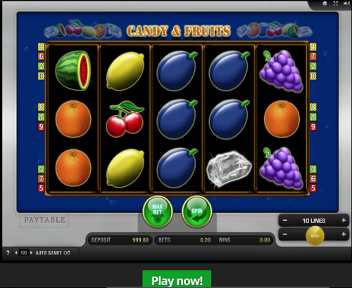 Spiele Candy Bingo - Video Slots Online