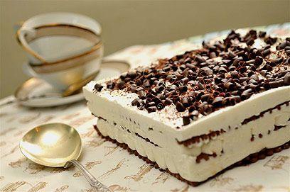 ynet עוגת ביסקוויטים: מתכון של ילדים - אוכל