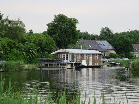 Houseboat_De Rotte