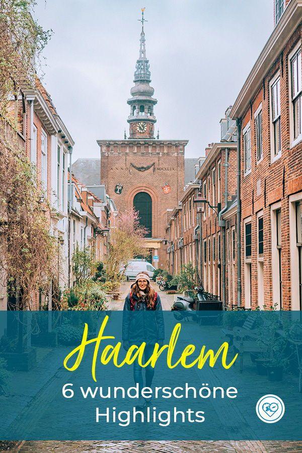 Haarlem (Holland): TOP Sehenswürdigkeiten & Tipps
