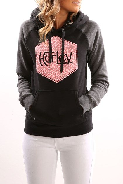 Delight Pop Fleece Black