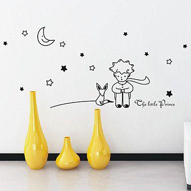 Cartoon Little Prince Wall Stickers | Wall Sticker