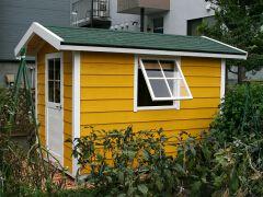 木製物置小屋の人気サイズ1827