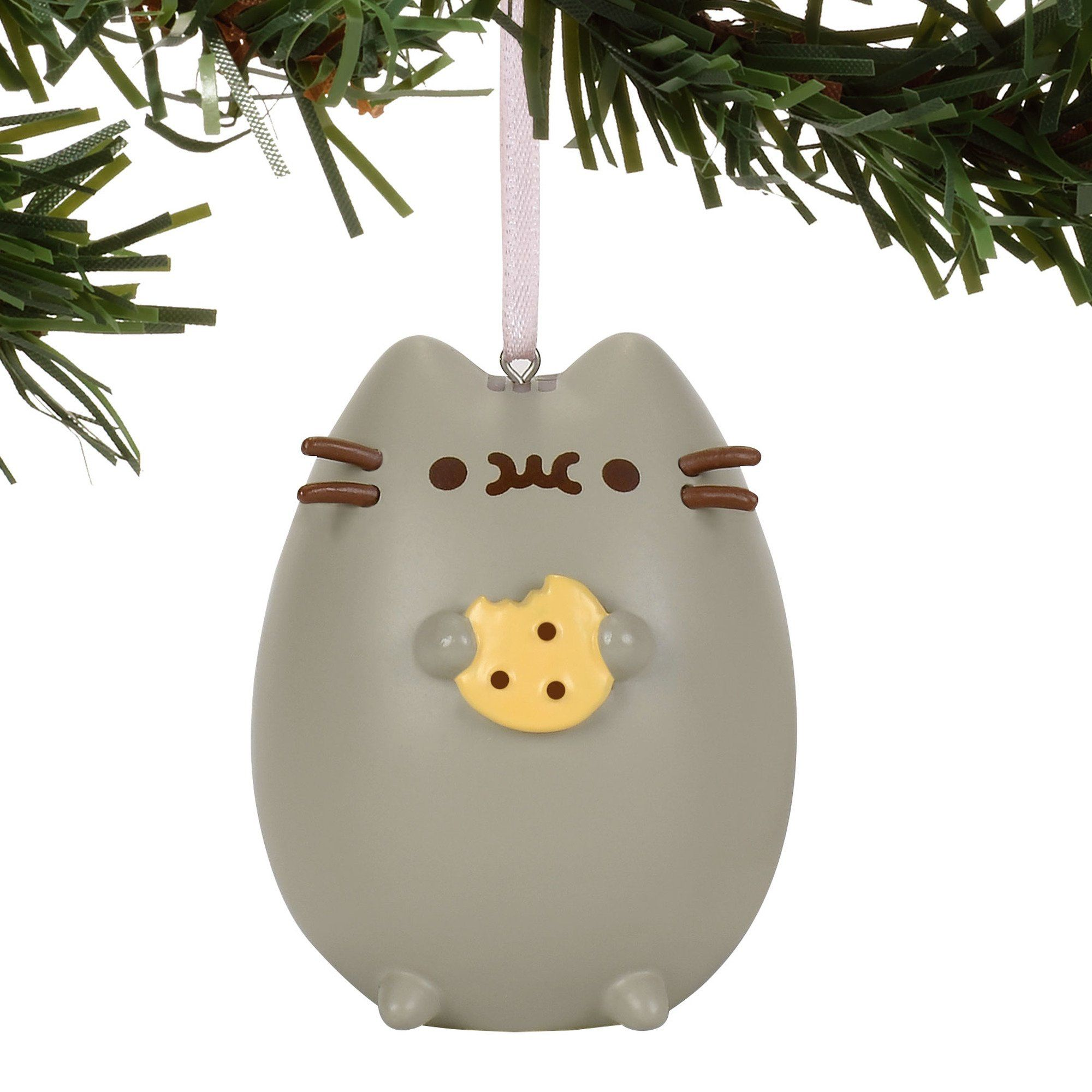 Department 56 Pusheen I Love Cookies Hanging Ornament, 25 Inch