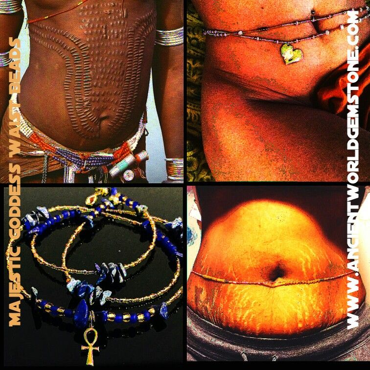 Display that FIRE... GODDESSES with the MAJESTIC GODDESS WAIST BEADS Exclusively from #Ancientworldgem call us at: 313.343.1435 and visit our website at: www.ancientworldgemstone.com