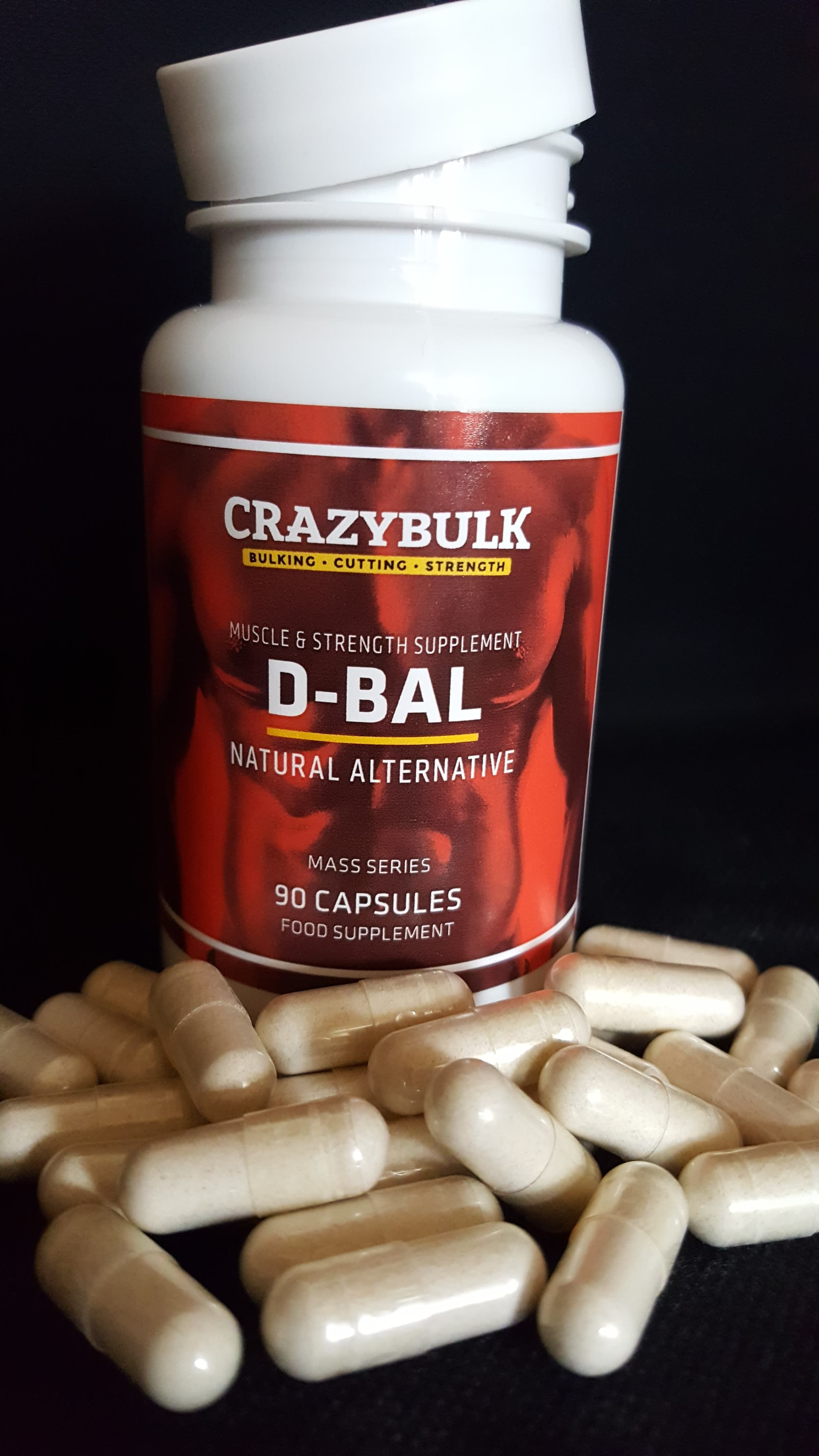 a9d0a1af3839 Crazy Bulk D-Bal Review 2018 – Legal Dianabol Alternative its best for  muscle gains.Crazy Bulk D-Bal is claimed to be the safest and most  effective ...