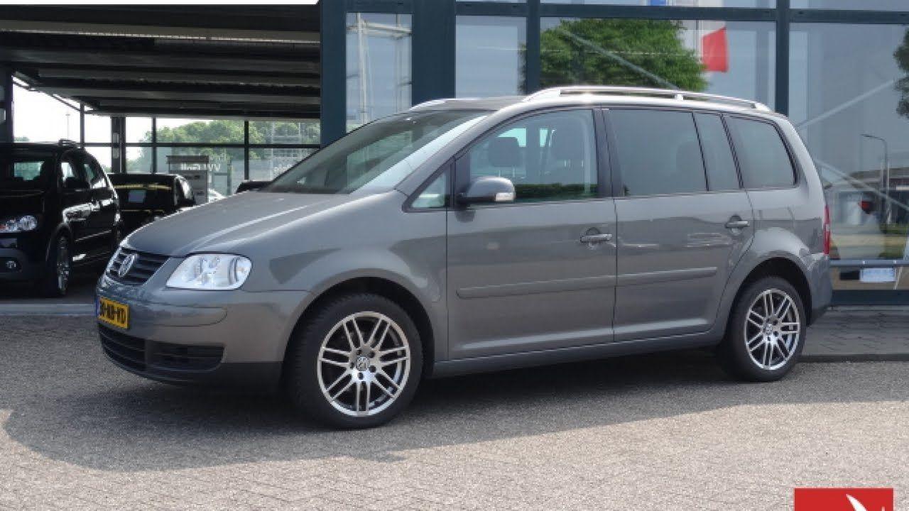 Volkswagen Touran 1.6FSI 115PK 6versn. HIGHLINE