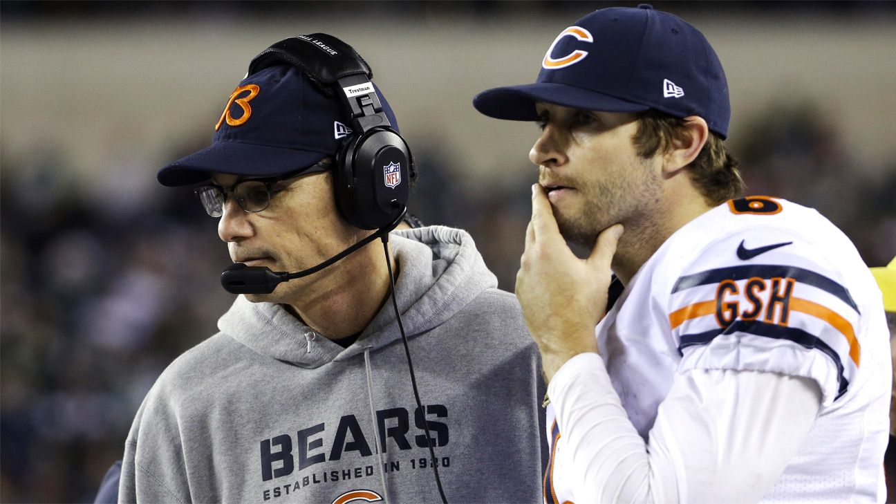 Interesting Chicago Bears Nuggets To Chew On Chicago Bears Jay Cutler Bear