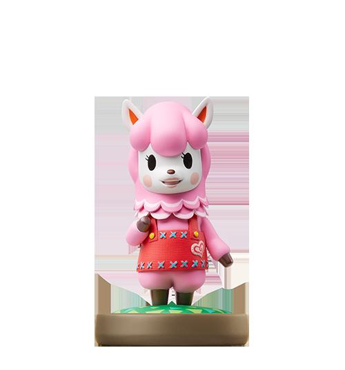 Character Lineup amiibo by Nintendo Animal crossing