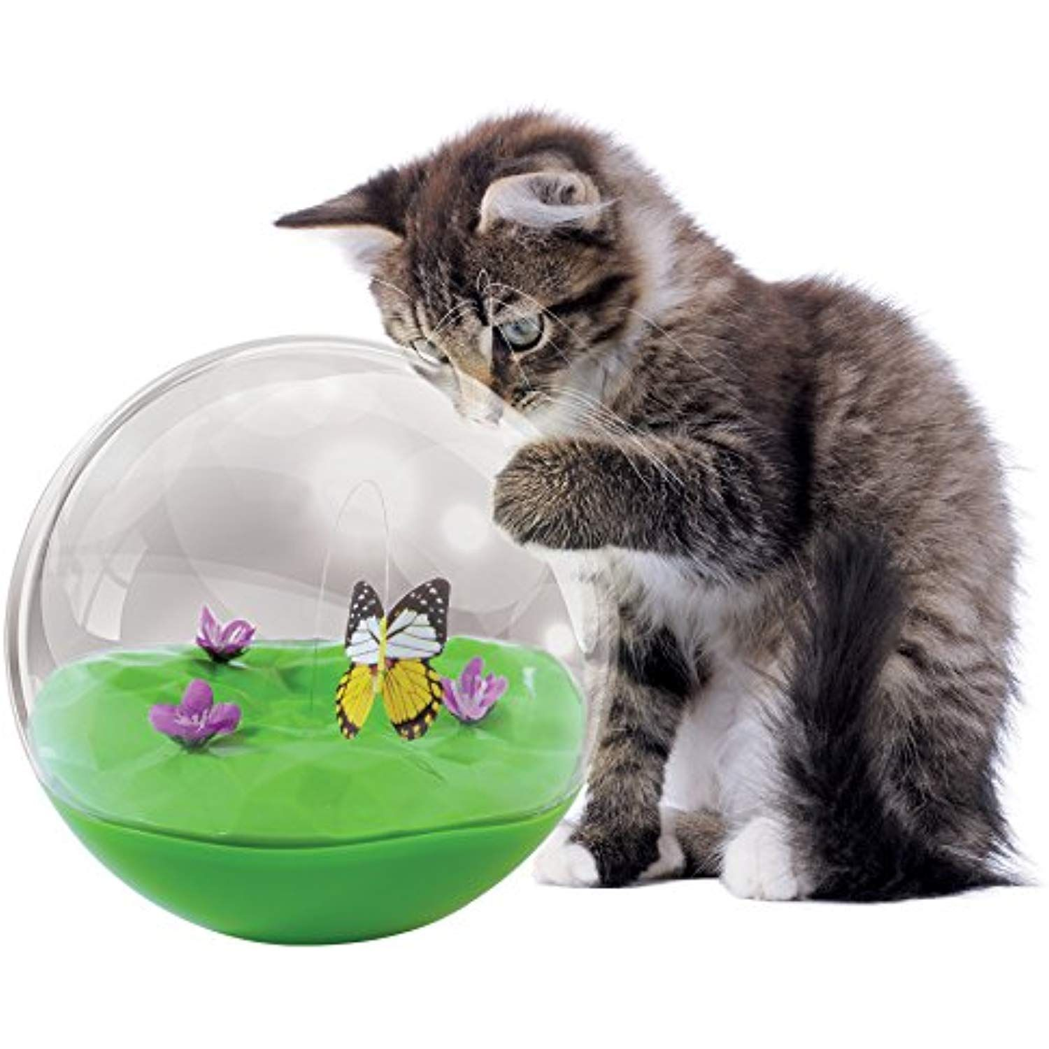Petmate 32046 Jackson Galaxy Butterfly Ball Check This Awesome Product By Going To The Link At The Image This Is Jackson Galaxy Interactive Cat Toys Pets