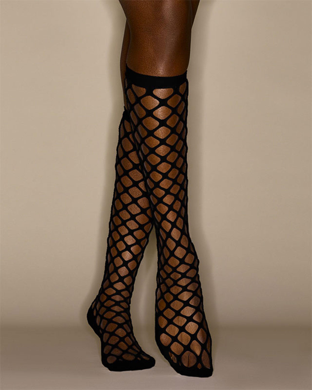 Diamante Socks | Erica M.