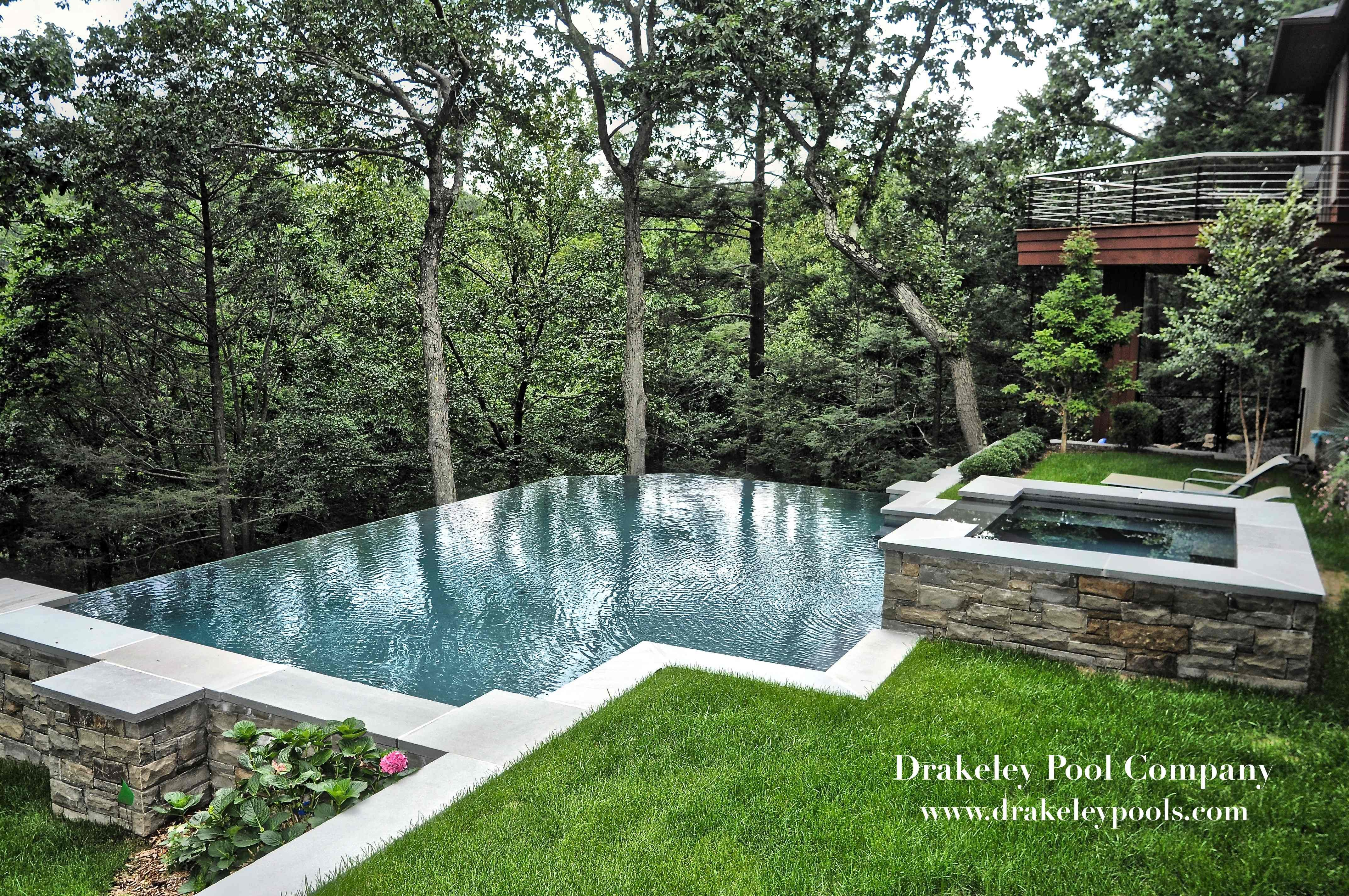 drakeley pool company luxury cliffside swimming pool u0026 spa www
