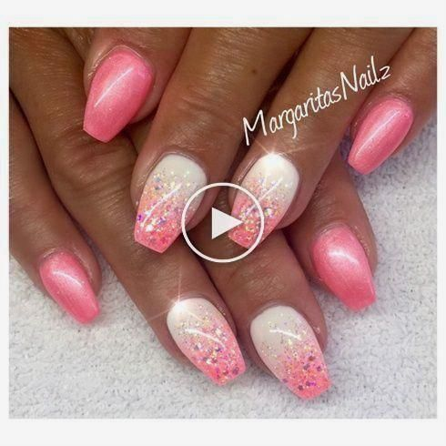 Photo of Cotton Candy Nails by MargaritasNailz from Nail Art Gallery #art #kerst # nägel …