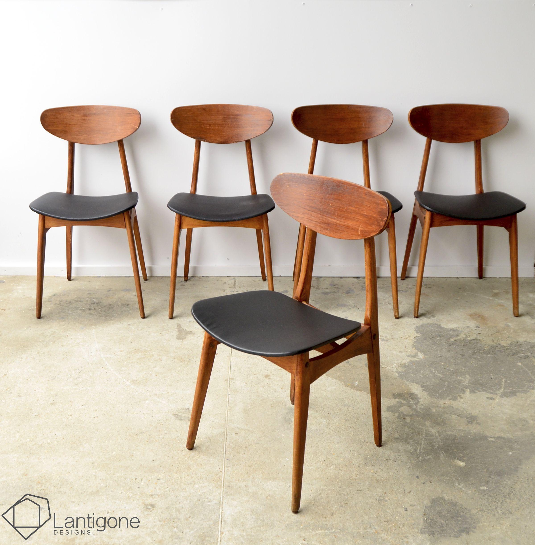 chaise vintage scandinave stella furniture pinterest artisan - Chaise Vintage Scandinave