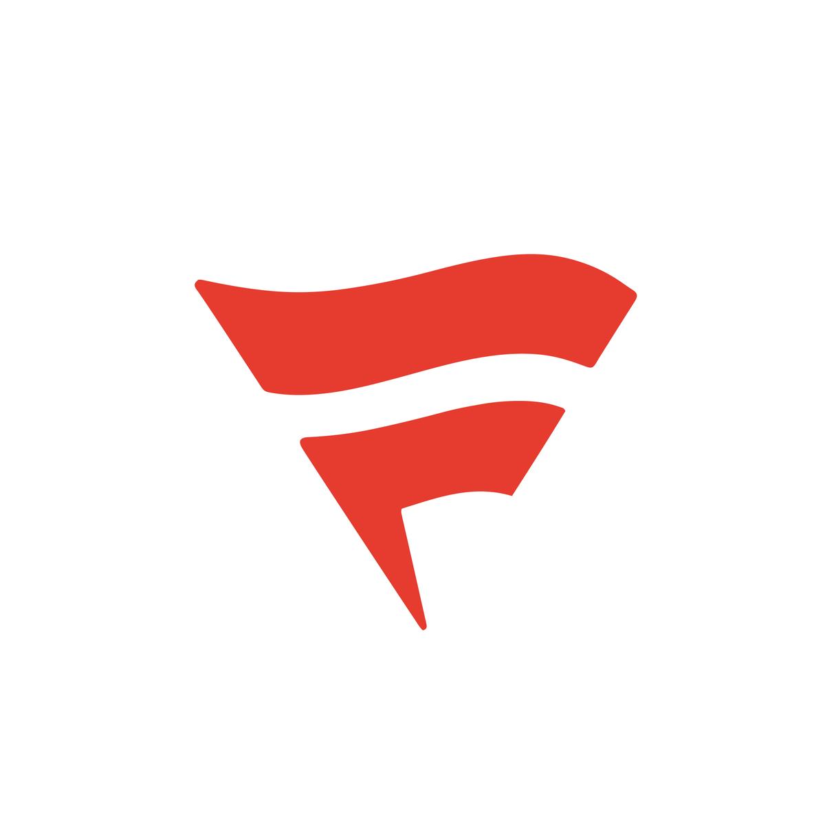 Fanatics Logo Letter F Letter Logo Lettering