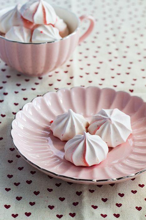 Bocaditos de merengue