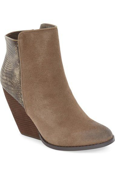 'Consta' Wedge Bootie (Women)
