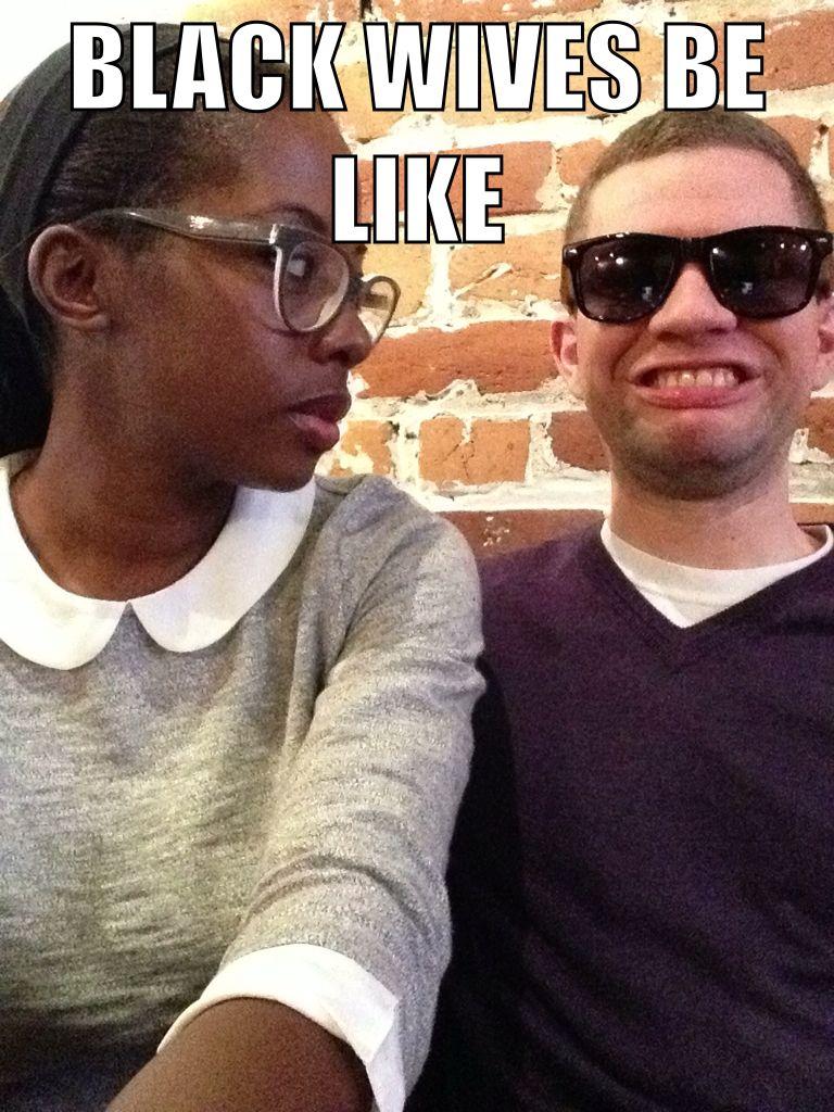 Interracial dating jokes