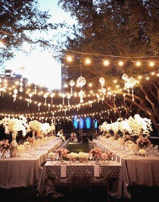 Reception seating and lighting