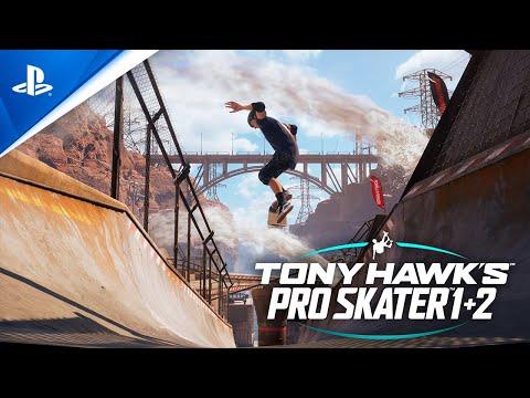 New Games Tony Hawk S Pro Skater 1 2 Pc Ps4 Xbox One Tony Hawk Pro Skaters Tony Hawk Pro Skater