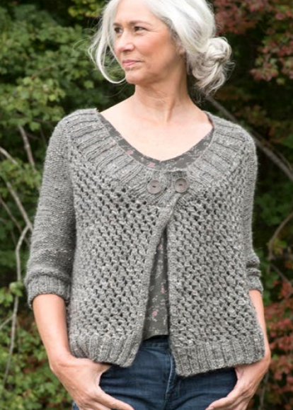 Short Sleeve Cardigan Knitting Patterns | Quick knits ...