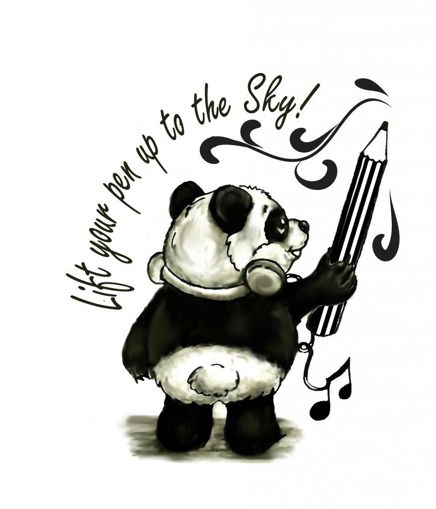 cute panda - Pesquisa Google