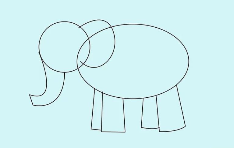 Contoh Gambar Hewan Kartun Tips Dan Trik Tutorial Menggambar Ilustrasi Hewan Untuk Pemula 17 Contoh Hewan Omnivora Beser Ilustrasi Ilustrasi Hewan Hewan