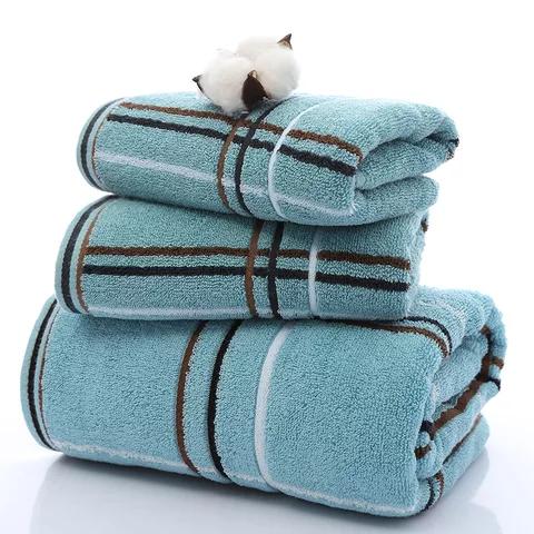 Bath Cotton Towels Soft Dry Cloth Bathroom Body Beach Towel Home Shower Supplies