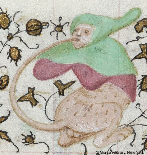 Book of Hours, MS M.1004 fol. 159v - Images from Medieval and Renaissance Manuscripts - The Morgan Library & Museum