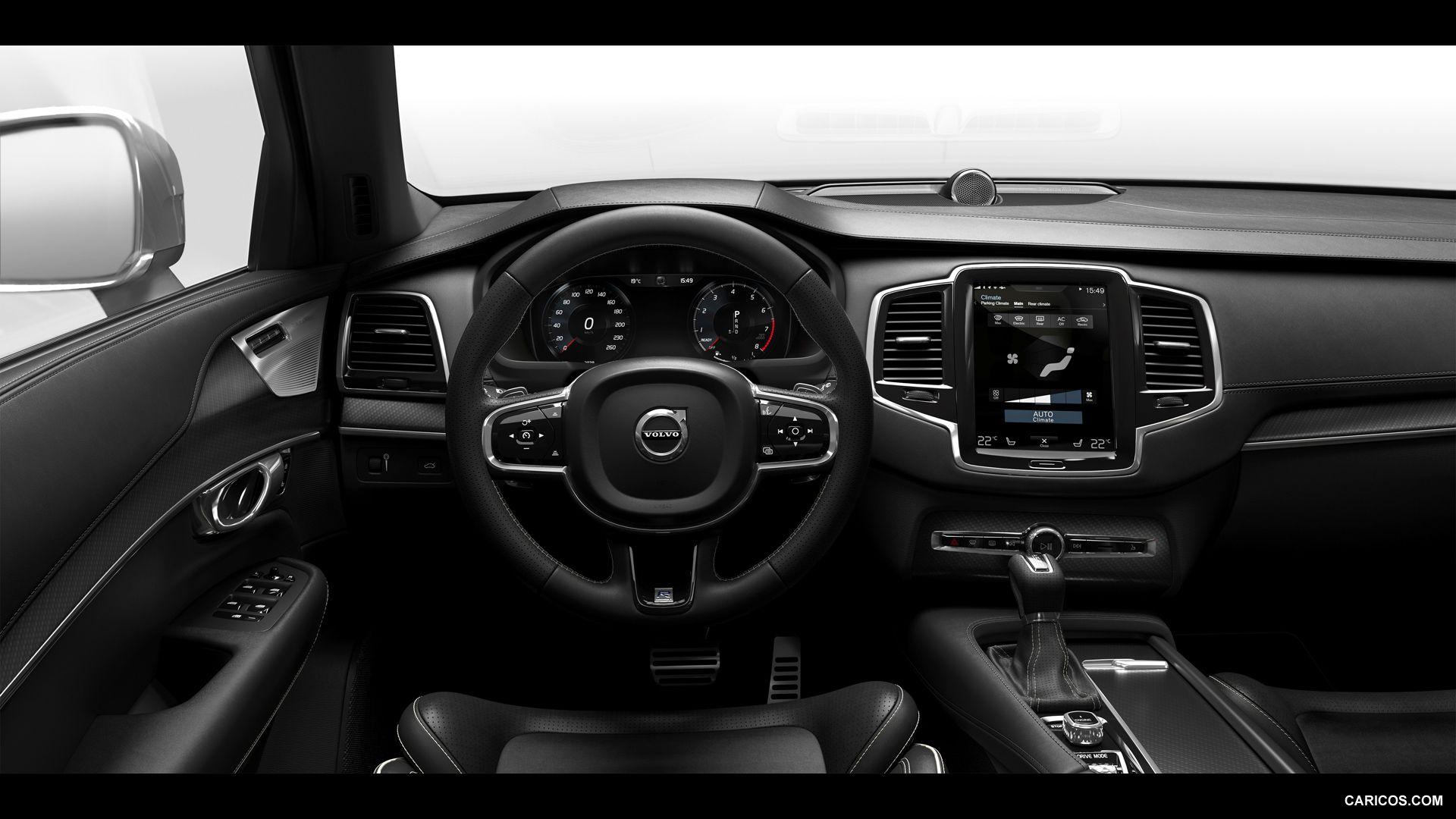 2015 Volvo Xc90 R Design Wallpaper Volvo Xc90 Volvo