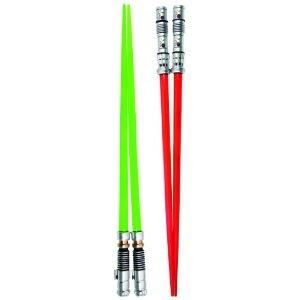 Why Use Regular Chopsticks When You Could Use Lightsabers Star