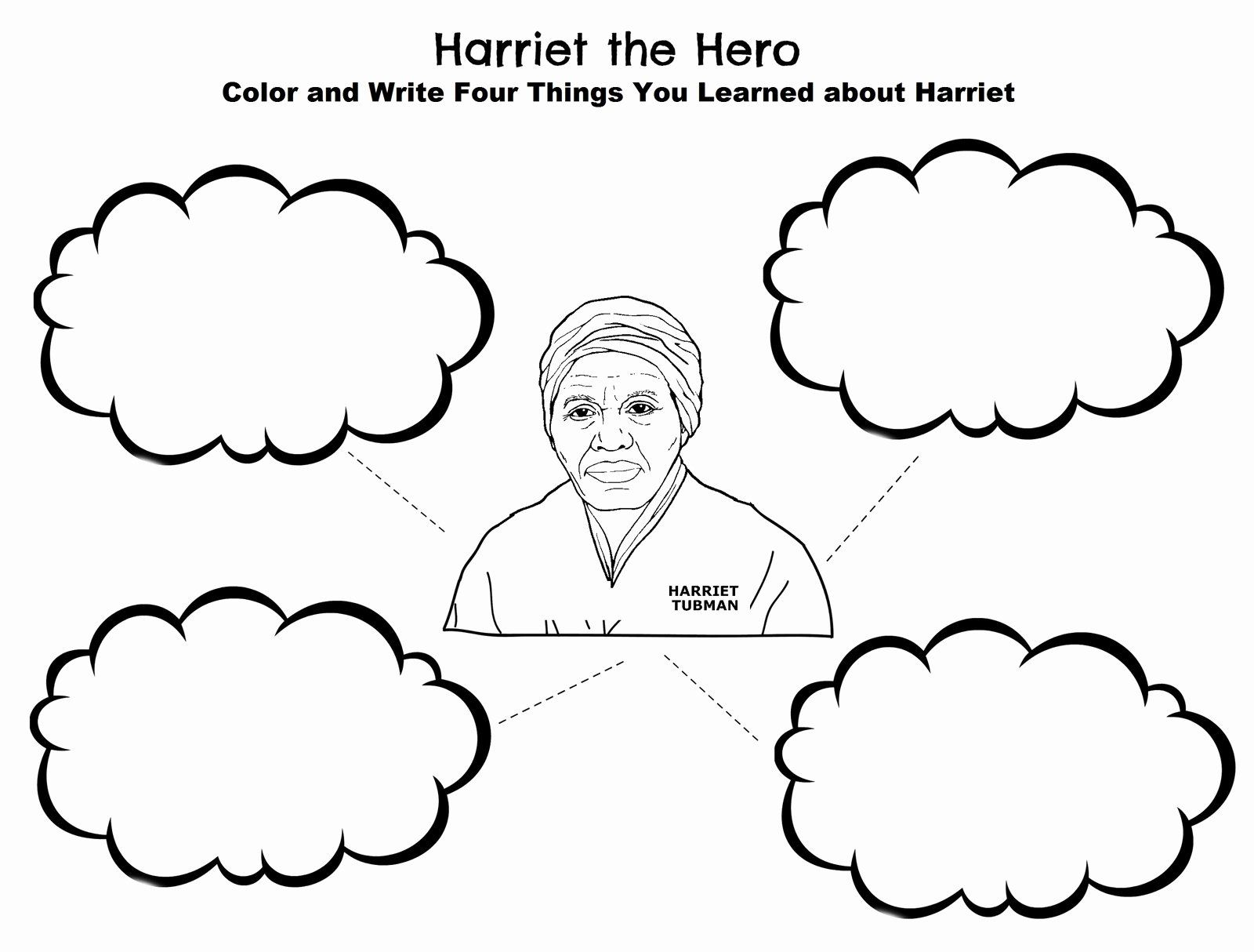 Harriet Tubman Coloring Page New Harriet Tubman The Hero Coloring Page Elsa Coloring Pages Bird Coloring Pages Animal Coloring Pages