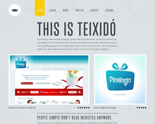 32 Creative Website Designs For Design Inspiration Website Design Creative Website Design Web Design