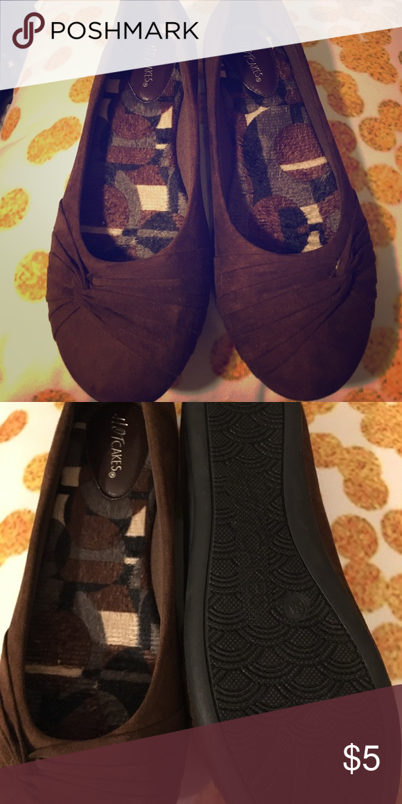 Brand new shoes Brown shoes HotCakes Shoes Flats & Loafers