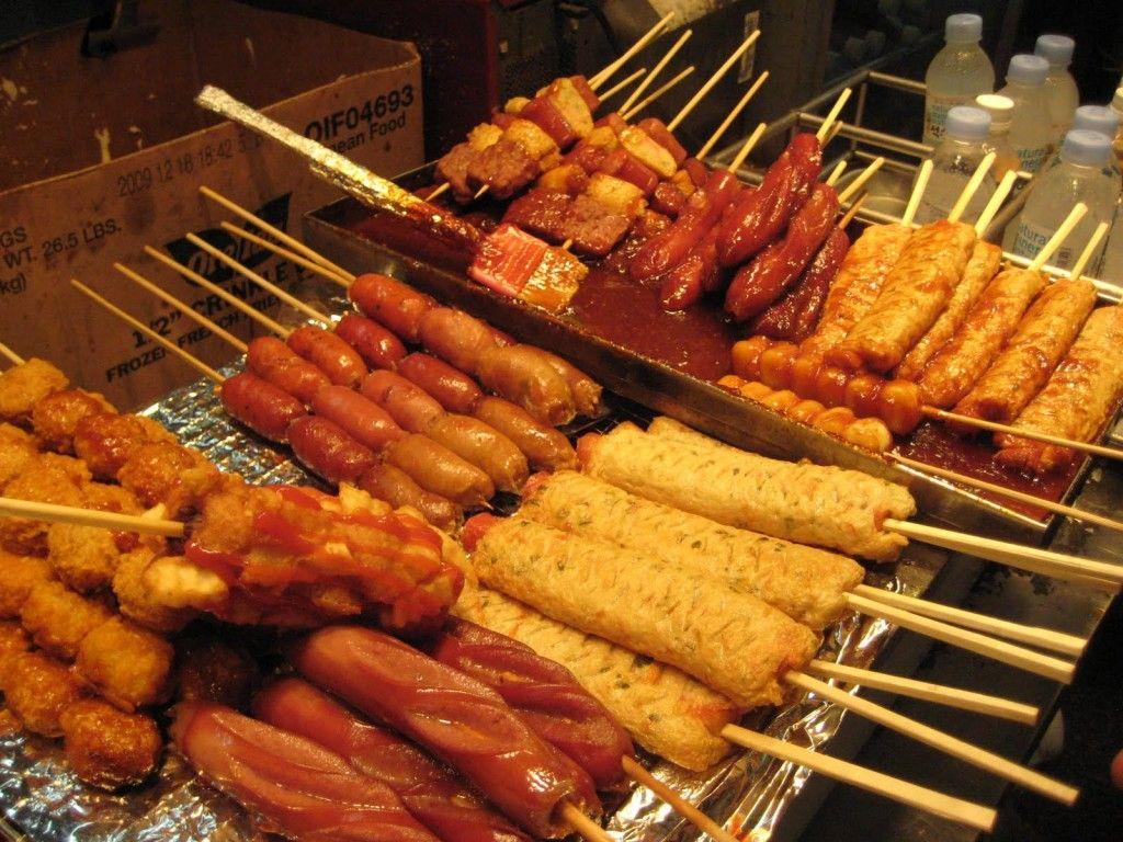 Japanese street food japanese street food world street