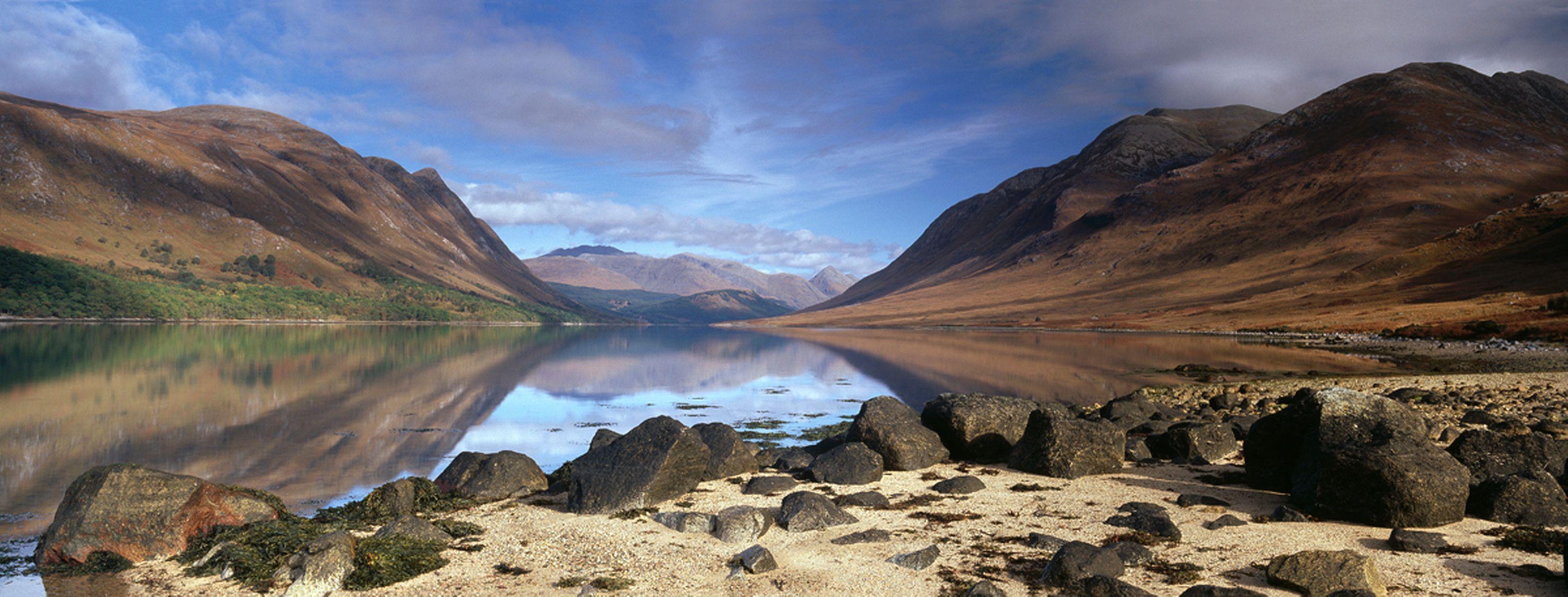 Loch Etive by Craig Aitchison · 1000px+