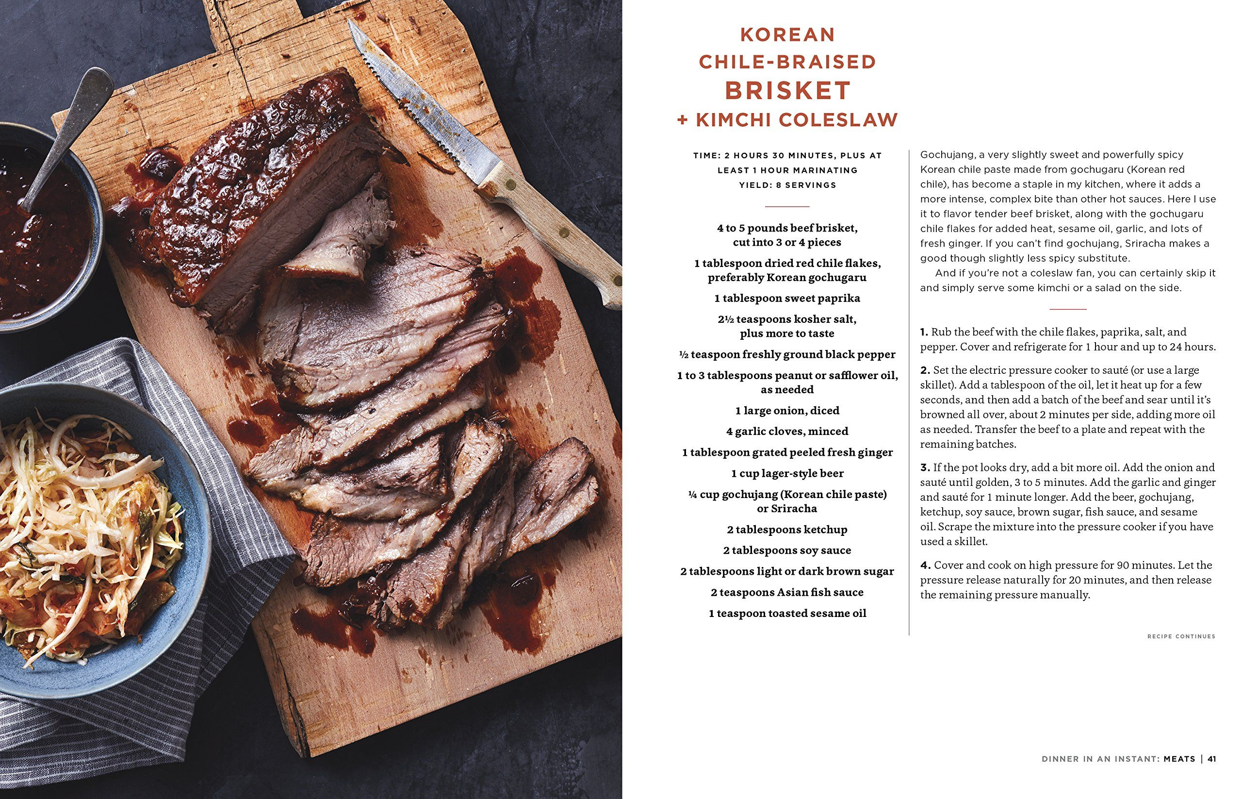 Dinner in an Instant: 75 Modern Recipes for Your Pressure
