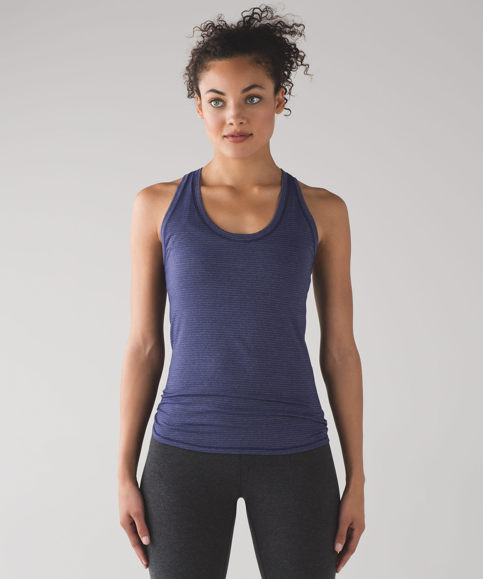 Lululemon tie it up singlet - this will only look right on me in this way