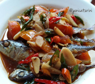 Resep Ikan Pindang Pedas Resep Ikan Resep Masakan Indonesia