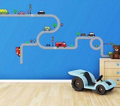 wandtattoo auto kinderzimmer tolle abbild der affeaebdaade