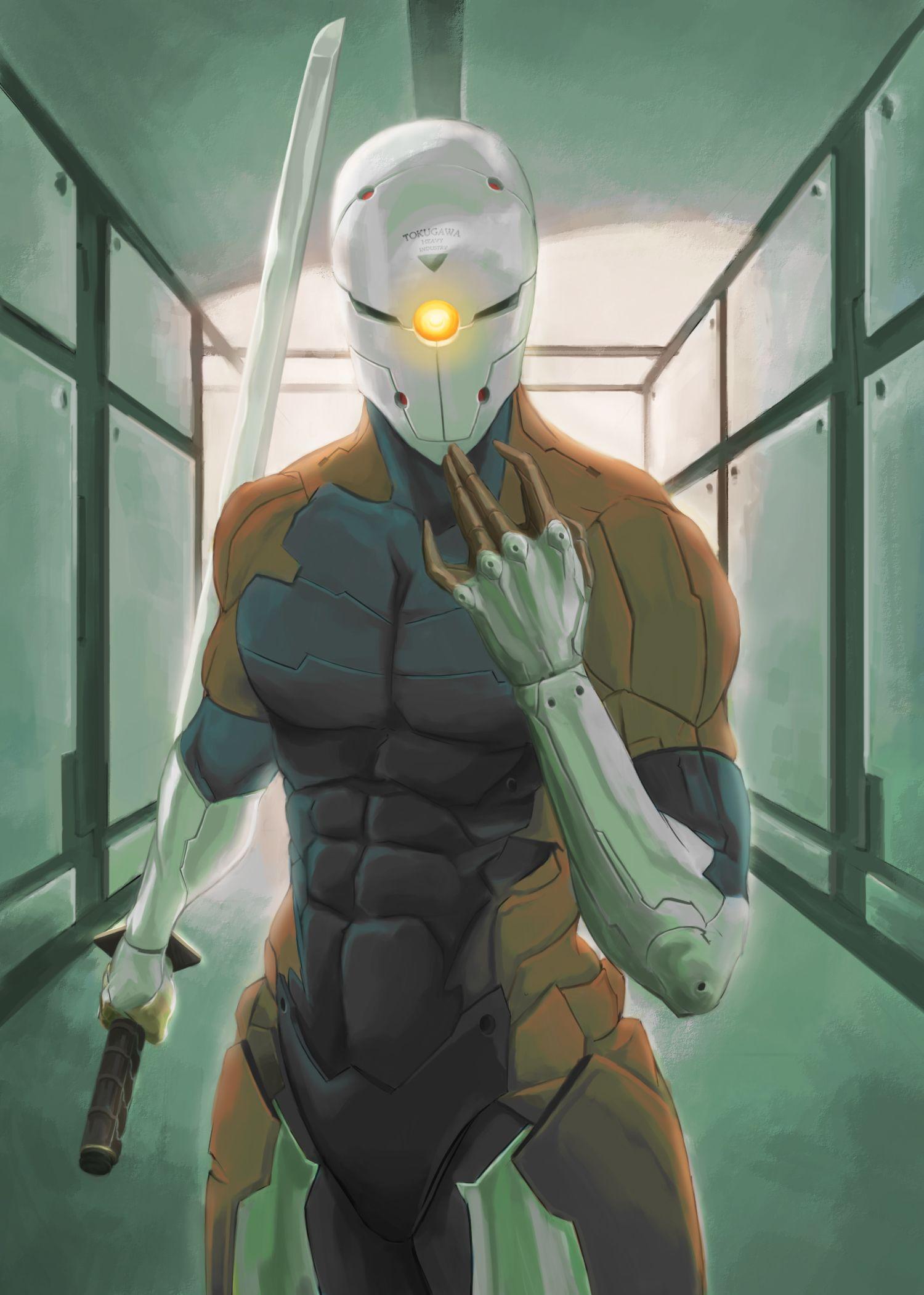 گری فاکس (Gray Fox)