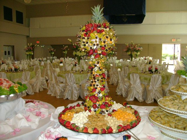 Superb Fruit Displays For Weddings   Google Search
