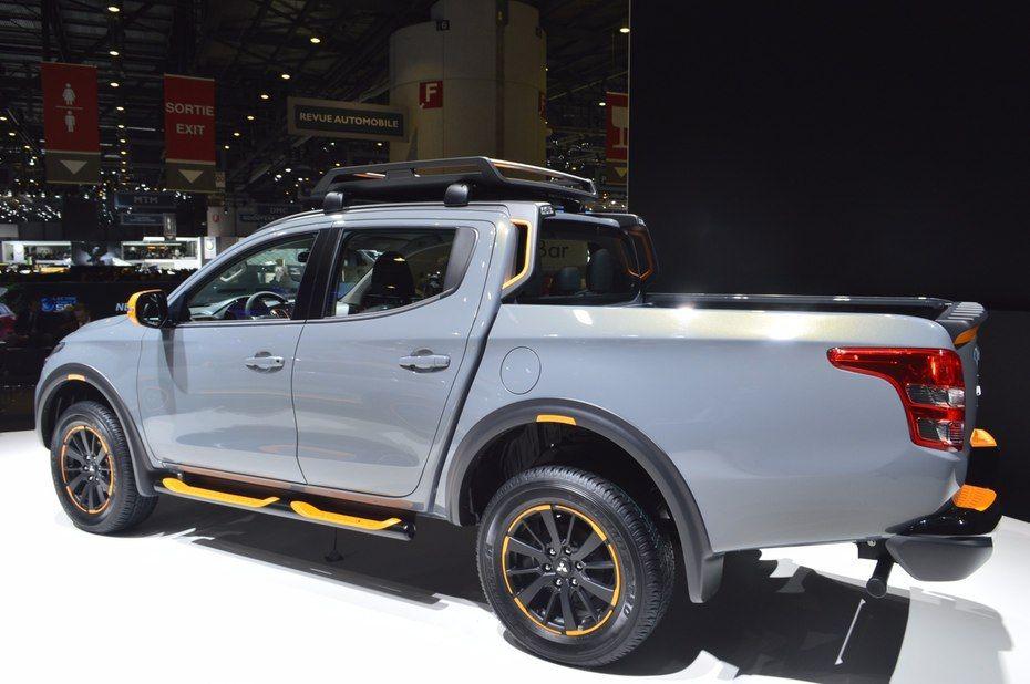 Mitsubishi L200 Geoseek 2016 Trucks