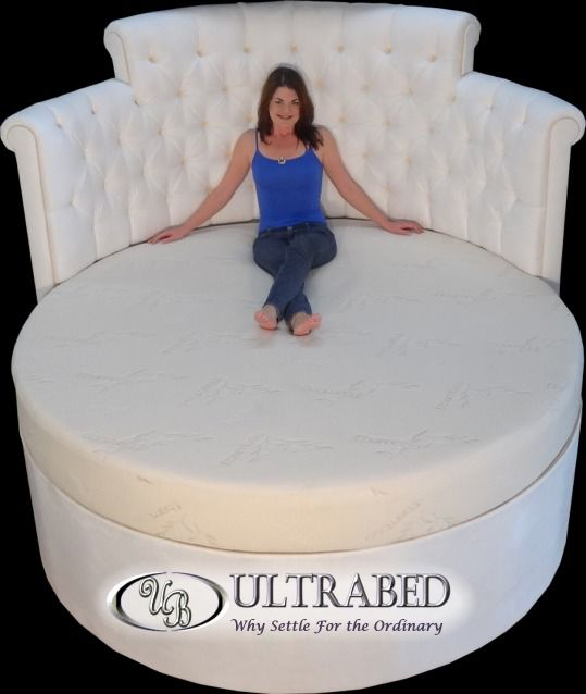 High-end, ultra luxurious, oversized mattress. Ultrabed offers the most  exclusive oversized and custom beds available.