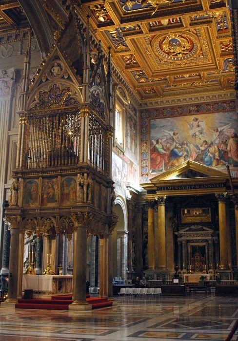 South Transcept, San Giovanni in Laterano