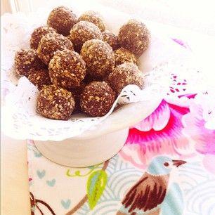 Truffles recipe coming soon to FamilyFreshCooking.com
