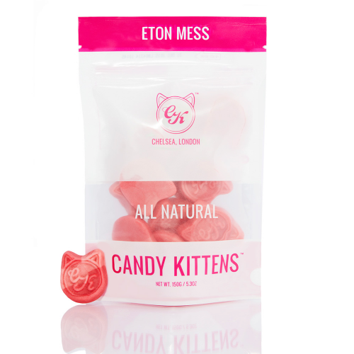 Candy Kittens Eton Mess Dylan S Candy Bar They Say Not To Mess With A Good Thing But Here S A Modern Twist On The Eton Mess Seasonal Candy Dylan S Candy