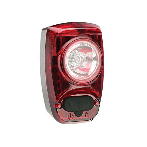 Cygolite Hotshot 50 Lm Usb Rechargeable Bicycle Tail Light For