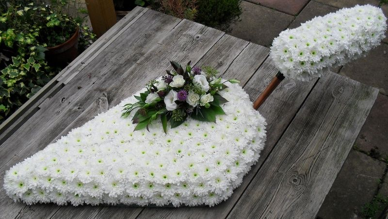 Funeral flowers - FLEUR ADAMO..wedding flowers