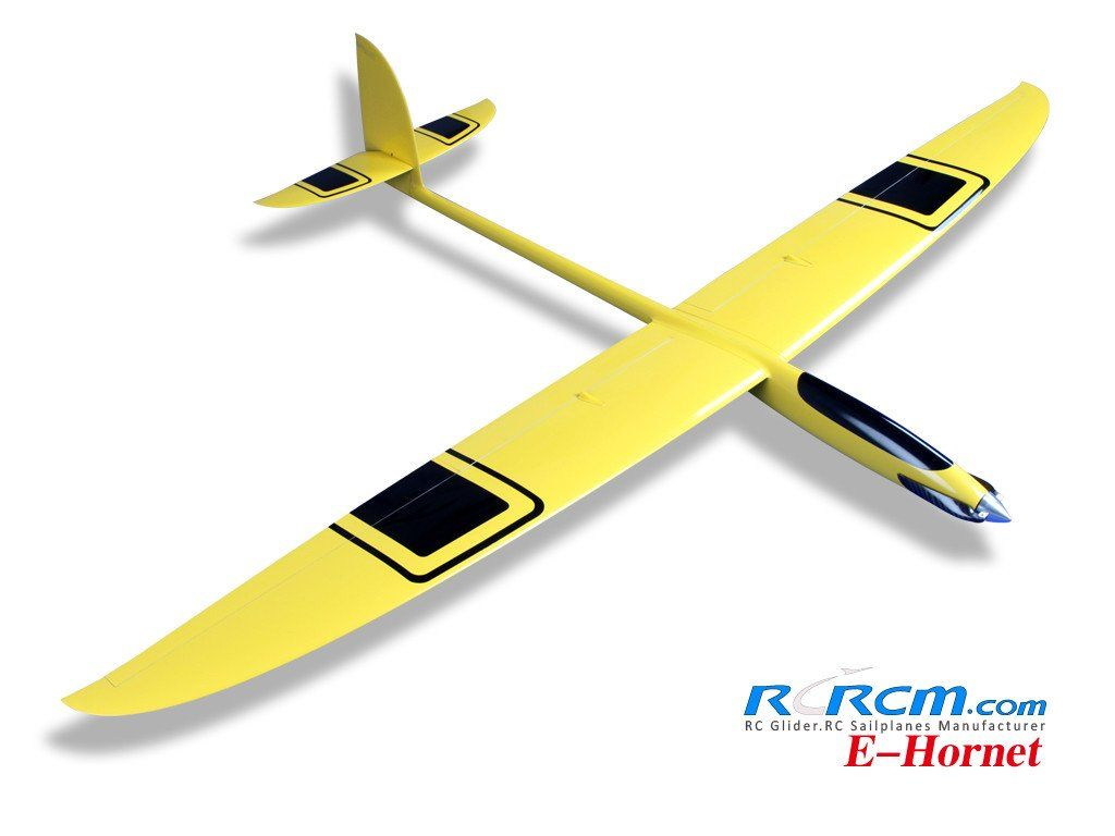 E-Hornet XTail | RC Sailplanes & Stuff | Rc glider, Gliders, Wings
